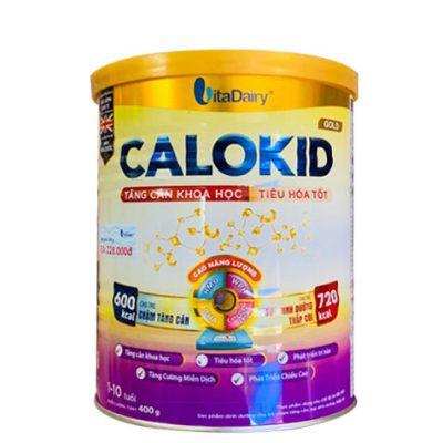 Sữa Calokid Gold 400g