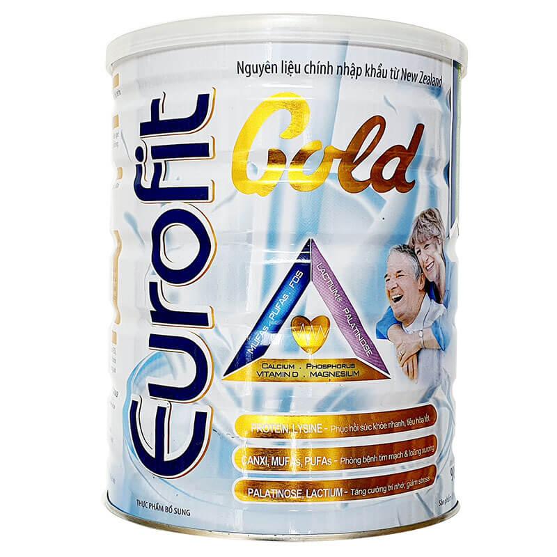 Sữa Eurofit Gold 900g (người trưởng thành) Chính Hãng 100% >> Giá Rẻ