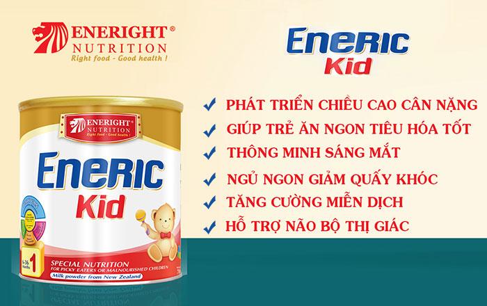 Sữa Eneric Kid 1