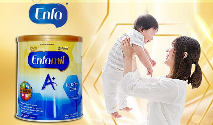 Sữa Lactofree Care