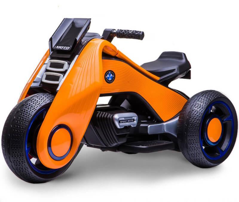 Xe máy điện robot