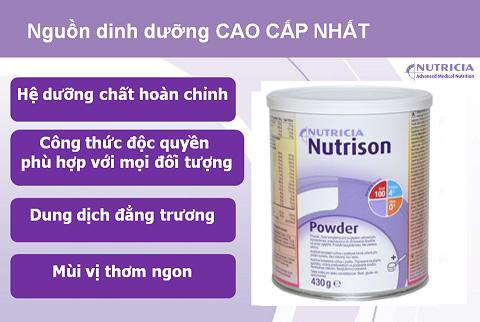 Sữa Nutrision Powder