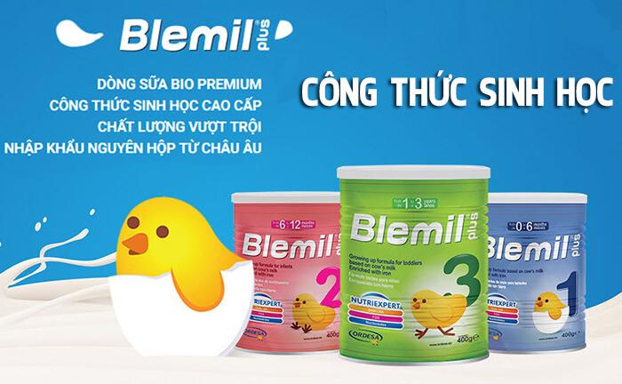 Sữa sinh học Blemil