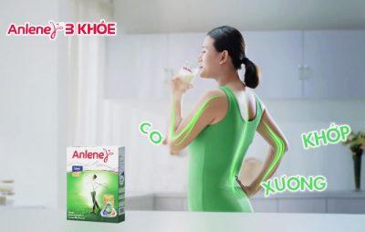 Sữa Anlene 3 khỏe