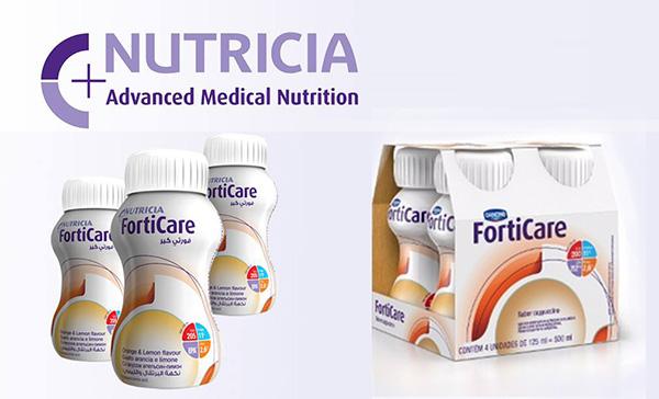 Sữa Forticare dinh dưỡng cho người bệnh ung thư