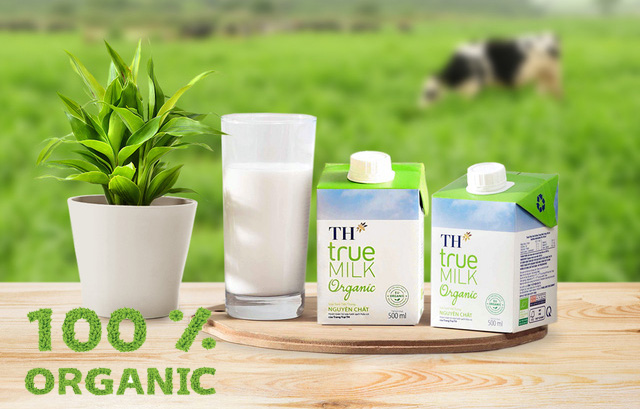 Sữa tươi TH Truemilk organic