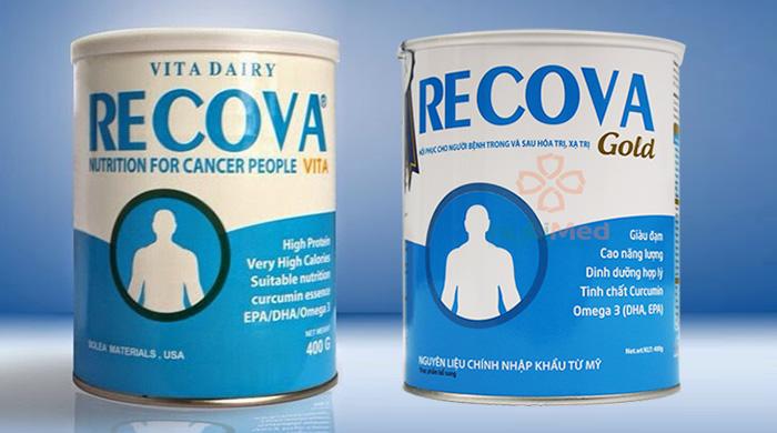 Sữa dành cho người bệnh ung thư Recova GOld