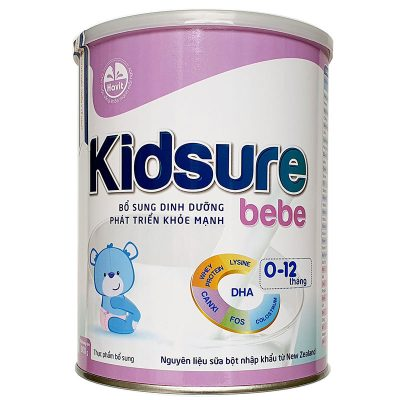 Sữa Kidsure bebe