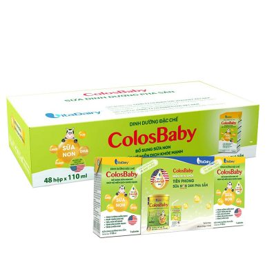 Sữa Colosbaby pha sẵn 110ml