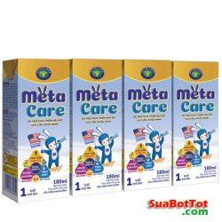Sữa bột pha sẵn Metacare