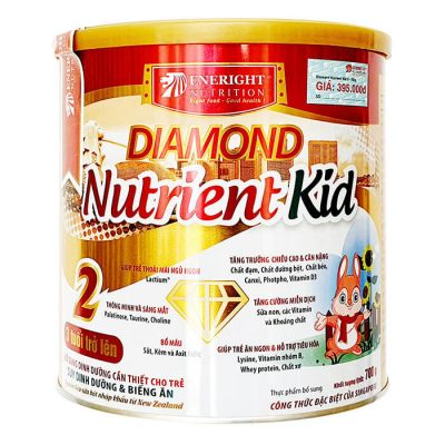 Sữa Diamond Nutrient Kid 2