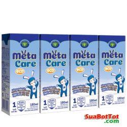 Sữa bột pha sẵn Metacare Eco