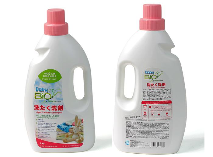 Nước giặt Morinaga