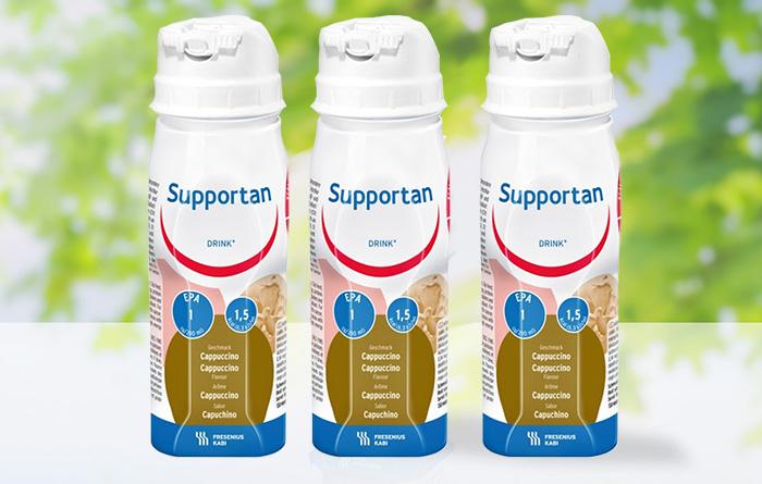 Sữa cho bệnh nhân ung thư Supportan