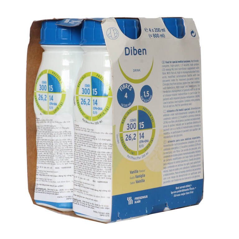 Sữa Diben