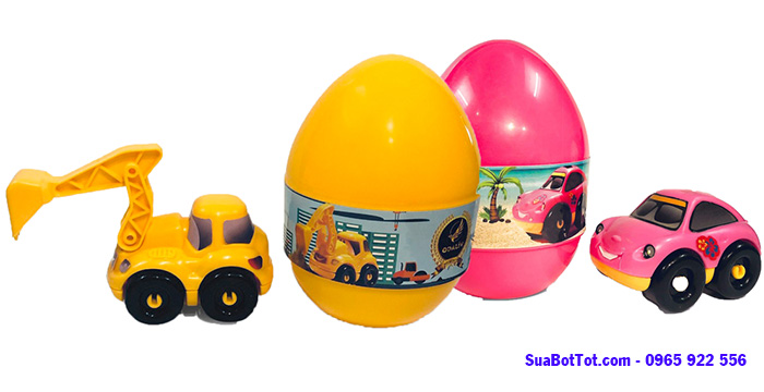 Trứng xe morinaga