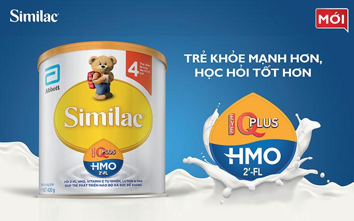 Sữa Similac HMO