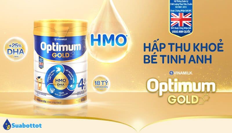 cách pha sữa optimum gold 3 | Món Miền Trung