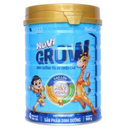 Sữa Nuvi Grow 4