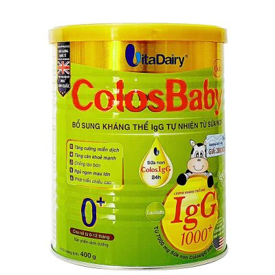 Sữa non Colosbaby 0