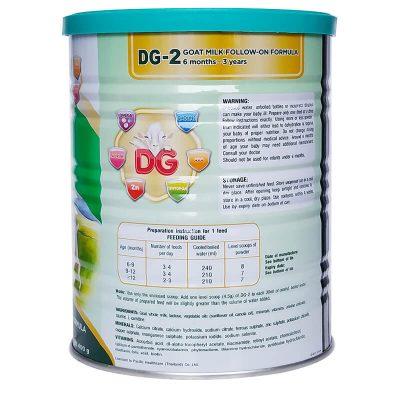 Sữa dê DG 2