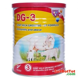 Sữa dê DG 3