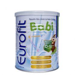 Sữa Eurofit Babi 400g