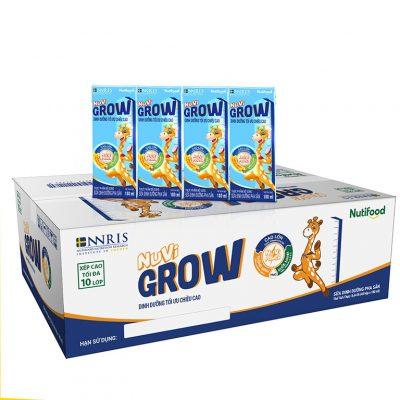 Sữa Nuvi Grow 180ml