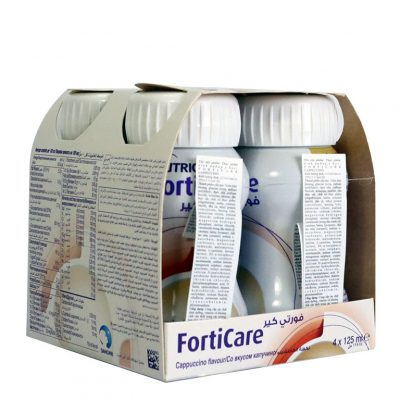 Sữa Forticare Capuccino