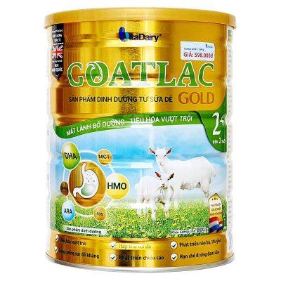 Sữa Goatlac 2