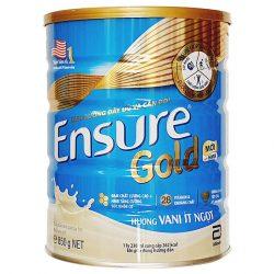 Sữa Ensure ít ngọt