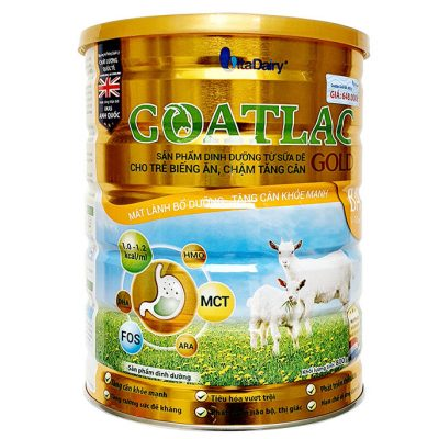Sữa Goatlac BA Gold