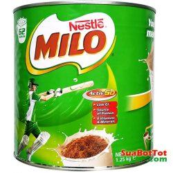 Sữa Milo Úc 1.25kg