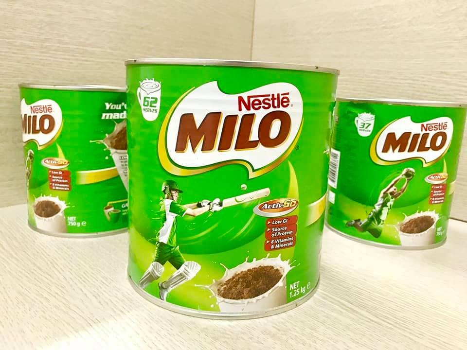 Sữa Millo Úc chính hãng
