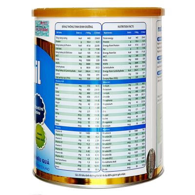 Sữa Natumil sữa tăng cân