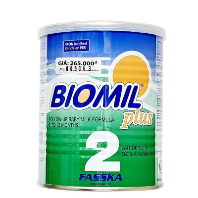 Sữa Biomil 2 400g