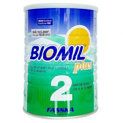 Sữa Biomil 2