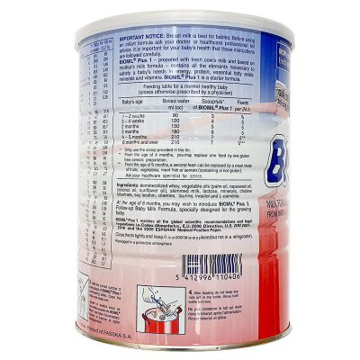 Sữa Biomil 1