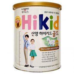 Sữa dê Hikid