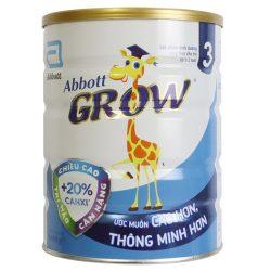 Sữa Abbott Grow 3