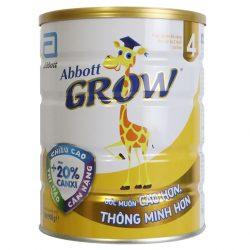 Sữa Abbott Grow 4