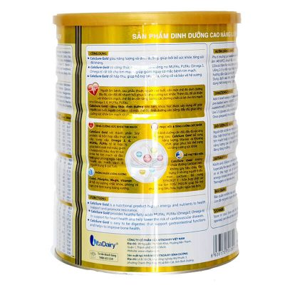 Sữa Calosure Gold