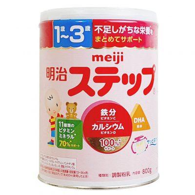 Sữa Meiji nội địa số 9