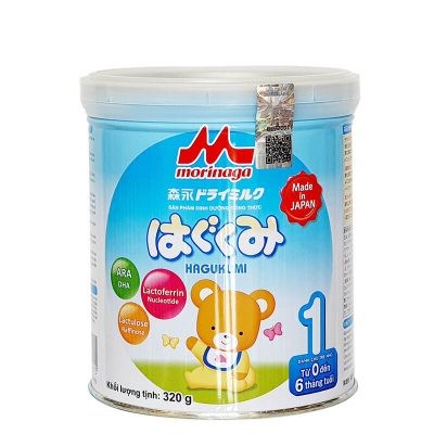 Sữa Morinaga 1