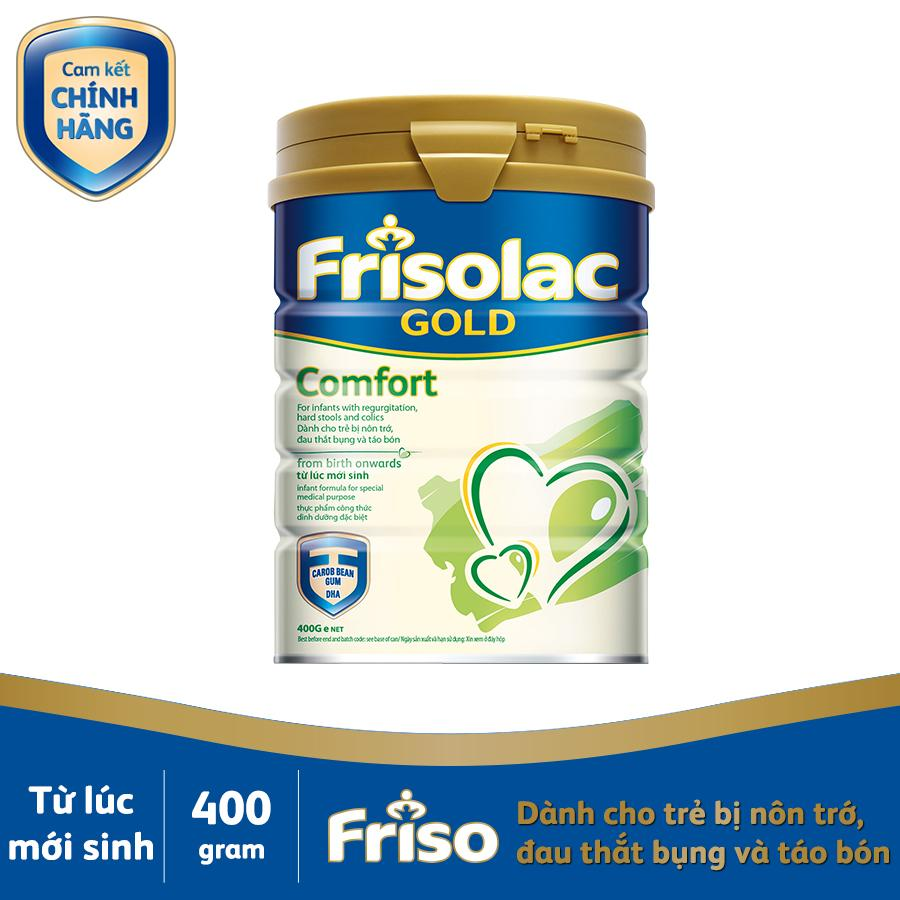 Sữa bột Frisolac Gold Comfort