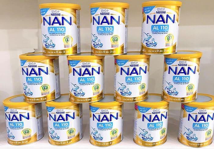 Sữa NAN AL 110