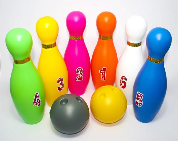 Bowling 6 trái