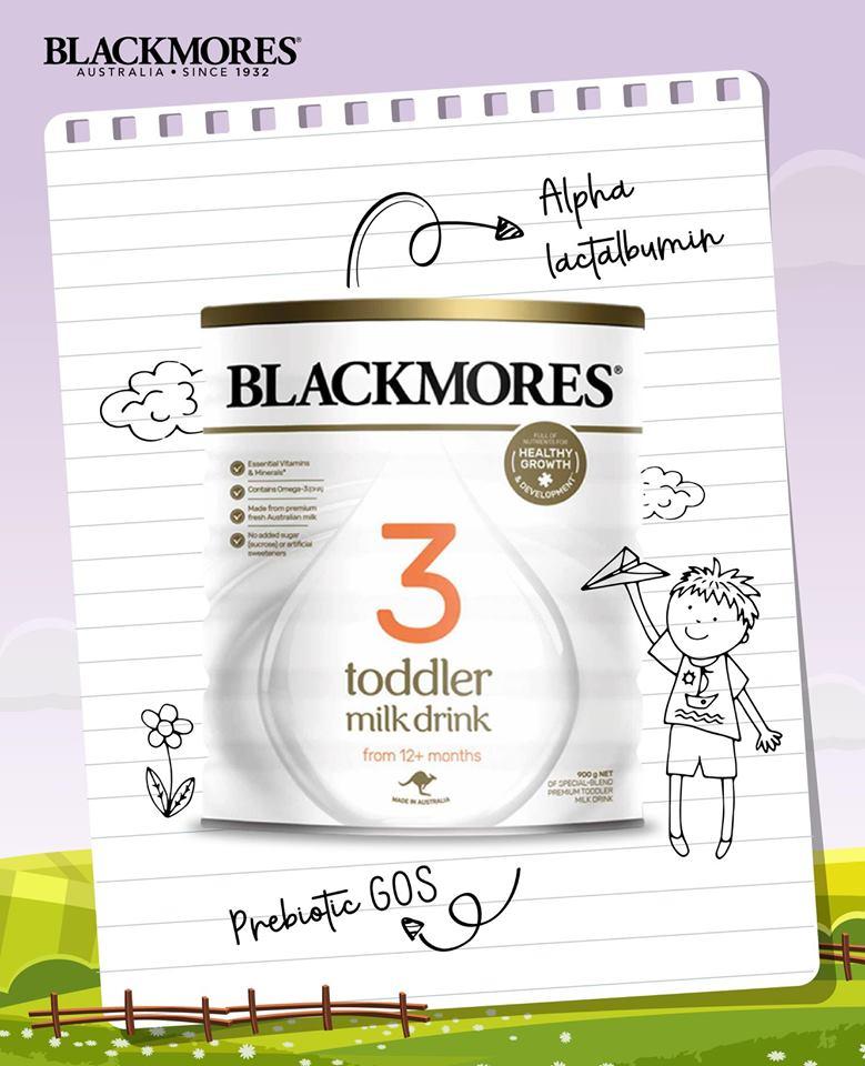Sữa Blackmores số 3