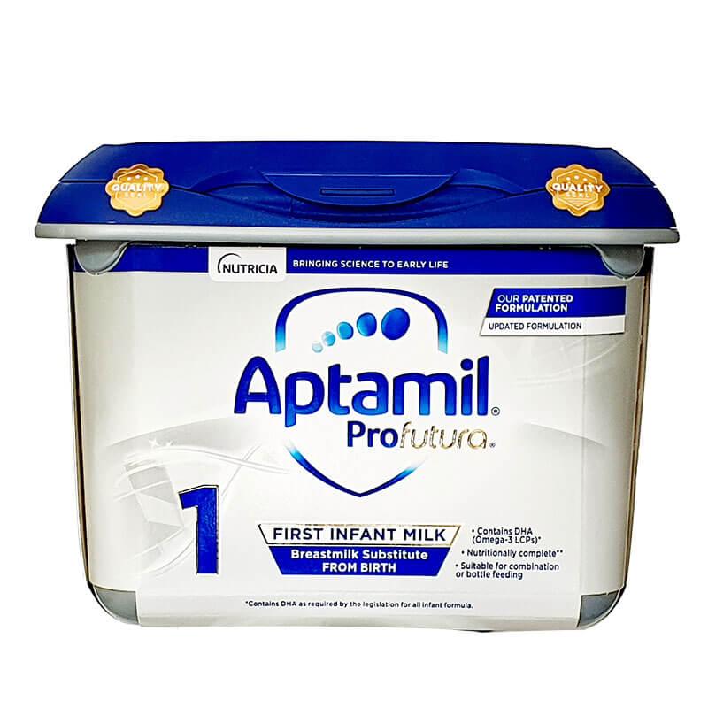 Sữa Aptamil Profutura 1 800g nội địa Anh (trẻ từ 0-6 tháng)