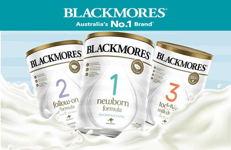 sữa blackmores